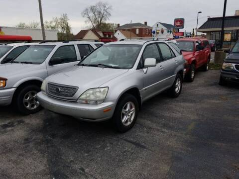 2001 Lexus RX 300 for sale at JC Auto Sales Inc in Belleville IL