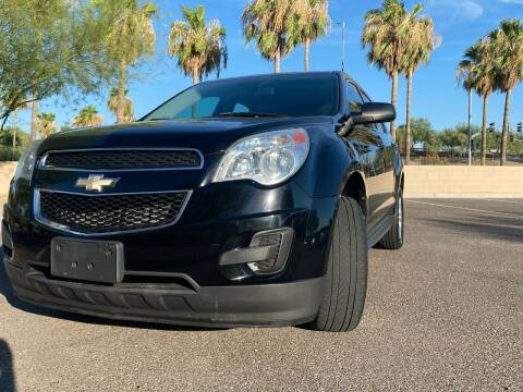 2012 Chevrolet Equinox for sale at 1 Stop Harleys in Peoria AZ