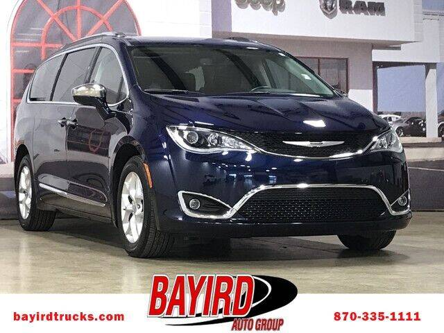 2020 Chrysler Pacifica for sale at Bayird Truck Center in Paragould AR