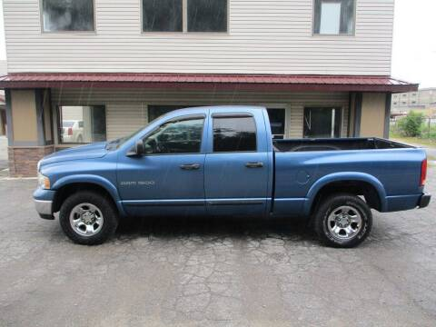 2005 Dodge Ram Pickup 1500 for sale at Settle Auto Sales STATE RD. in Fort Wayne IN