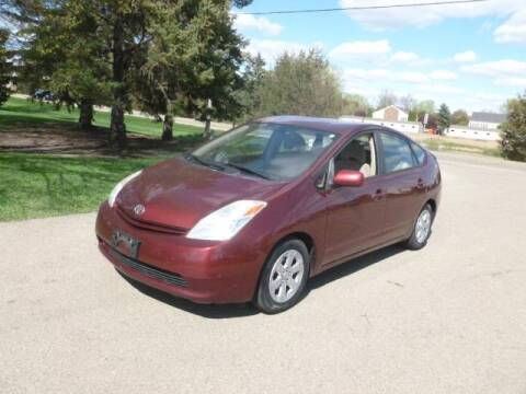 2005 Toyota Prius for sale at HUDSON AUTO MART LLC in Hudson WI