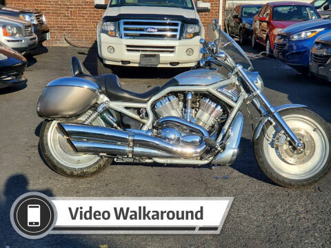 2002 Harley Davidson VRSC VROD for sale at Kar Connection in Little Ferry NJ