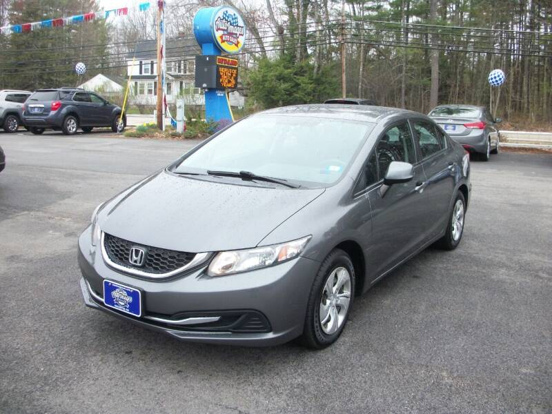 2013 Honda Civic for sale at Auto Images Auto Sales LLC in Rochester NH