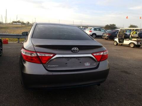 2015 Toyota Camry for sale at GP Auto Connection Group in Haines City FL