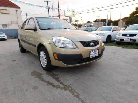2009 Kia Rio for sale at AMD AUTO in San Antonio TX