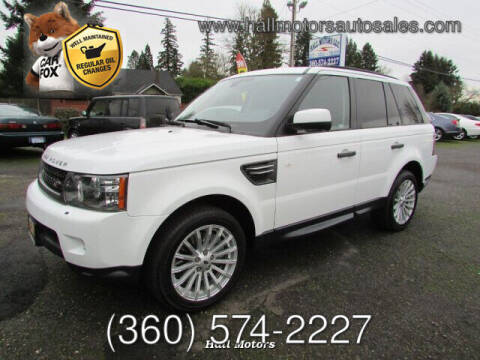 2011 Land Rover Range Rover Sport for sale at Hall Motors LLC in Vancouver WA
