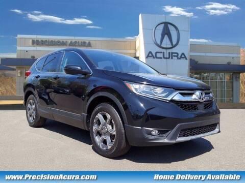 2018 Honda CR-V for sale at Precision Acura of Princeton in Lawrenceville NJ