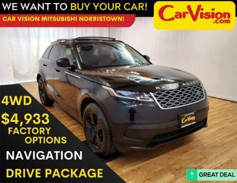 2018 Land Rover Range Rover Velar for sale at Car Vision Mitsubishi Norristown in Trooper PA