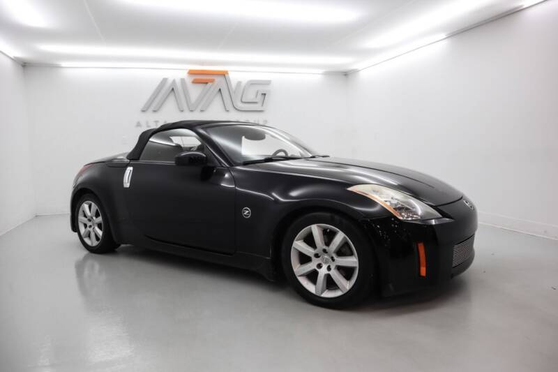 2005 Nissan 350Z for sale at Alta Auto Group LLC in Concord NC