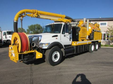 2005 International WorkStar 7400 for sale at NorthStar Truck Sales in Saint Cloud MN