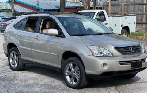 2007 Lexus RX 400h for sale at AWESOME CARS LLC in Austin TX