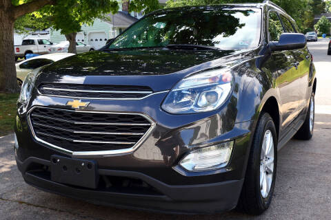 2016 Chevrolet Equinox for sale at Prime Auto Sales LLC in Virginia Beach VA