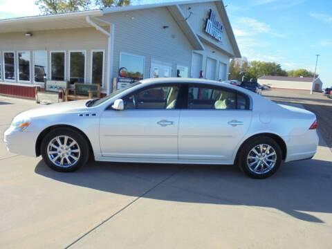 2011 Buick Lucerne for sale at Milaca Motors in Milaca MN