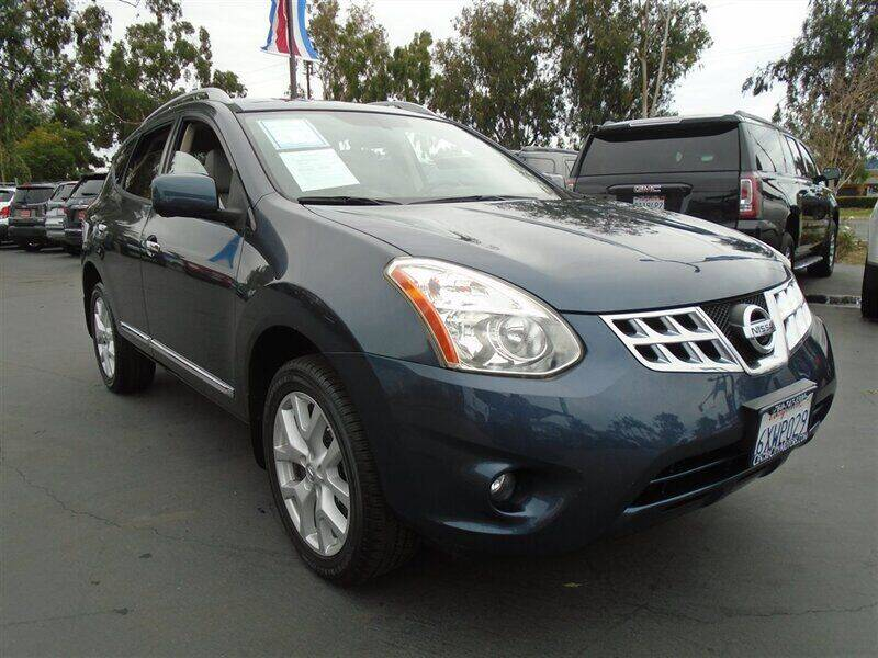 2013 Nissan Rogue for sale at Centre City Motors in Escondido CA