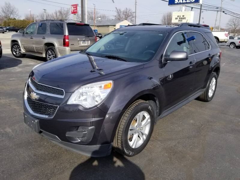 2015 Chevrolet Equinox for sale at Larry Schaaf Auto Sales in Saint Marys OH
