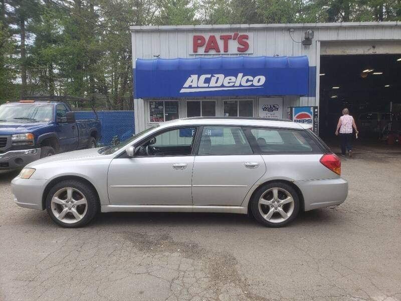 2007 Subaru Legacy for sale at Route 107 Auto Sales LLC in Seabrook NH