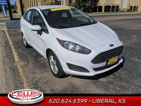 2019 Ford Fiesta for sale at Lewis Chevrolet Buick Cadillac of Liberal in Liberal KS