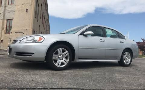 2013 Chevrolet Impala for sale at Budget Auto Sales Inc. in Sheboygan WI