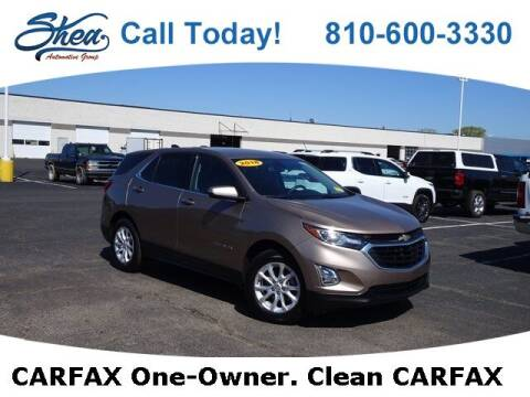 2018 Chevrolet Equinox for sale at Erick's Used Car Factory in Flint MI