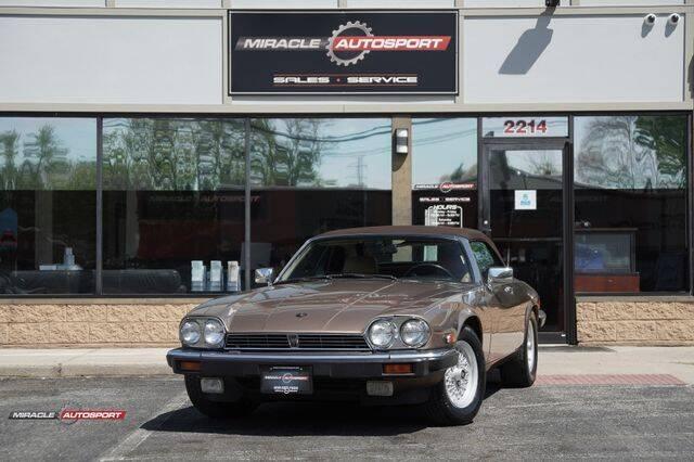 1990 Jaguar XJ-Series for sale in Mecerville, NJ