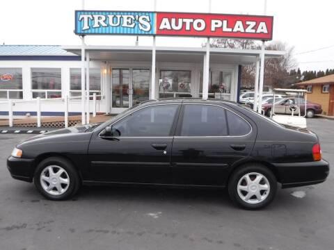 1998 Nissan Altima for sale at True's Auto Plaza in Union Gap WA