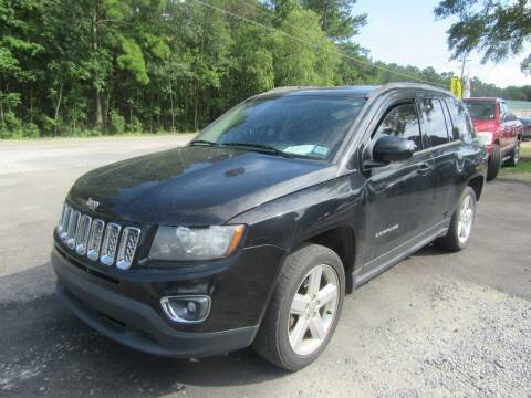2014 Jeep Compass for sale at Bullet Motors Charleston Area in Summerville SC
