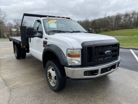 2008 Ford F-450 Super Duty for sale at 411 Trucks & Auto Sales Inc. in Maryville TN