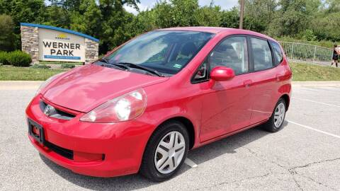 2008 Honda Fit for sale at Nationwide Auto in Merriam KS