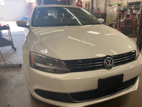 2013 Volkswagen Jetta for sale at Story Brothers Auto in New Britain CT