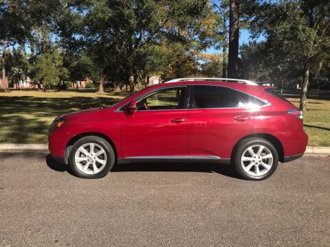 2010 Lexus RX 350 for sale at Import Auto Brokers Inc in Jacksonville FL