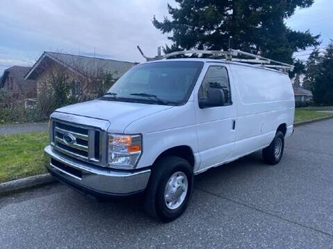 2013 Ford E-Series Cargo for sale at Washington Auto Loan House in Seattle WA