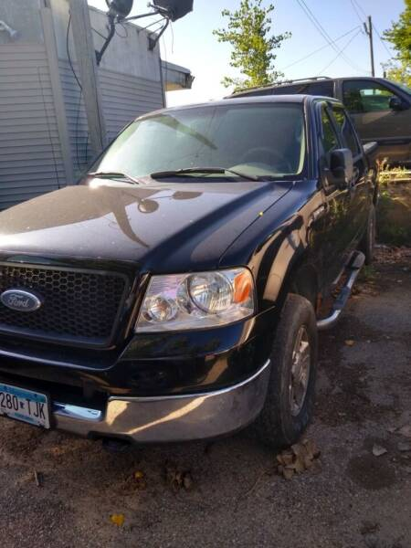 2005 Ford F-150 for sale at Southtown Auto Sales in Albert Lea MN
