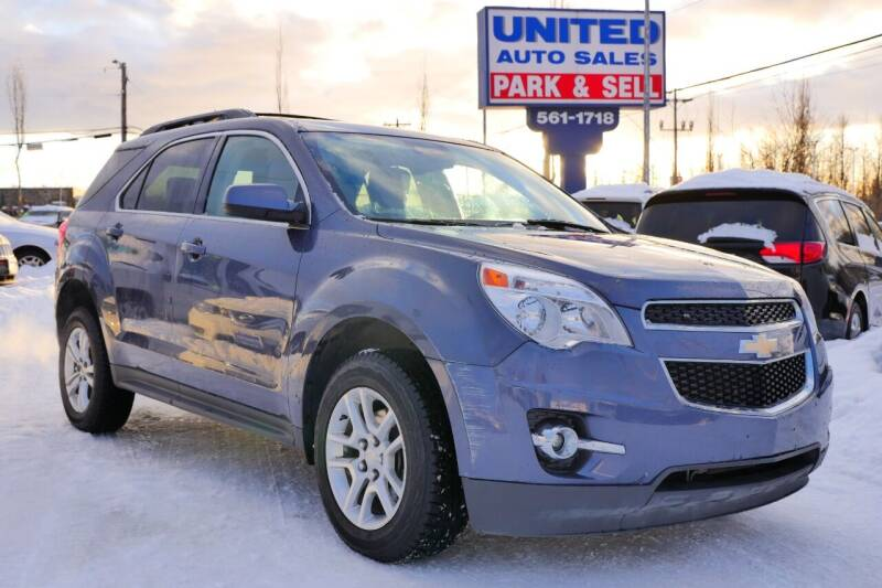 2014 Chevrolet Equinox for sale at United Auto Sales in Anchorage AK