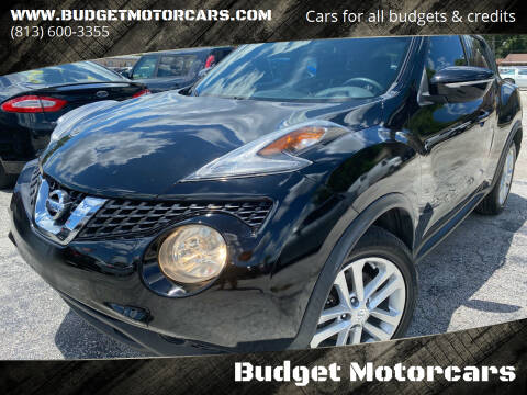 2015 Nissan JUKE for sale at Budget Motorcars in Tampa FL