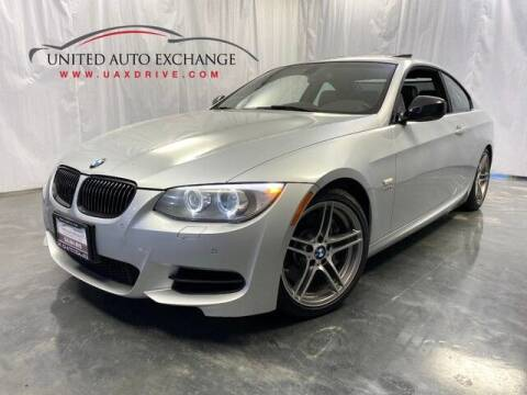 2011 BMW 3 Series for sale at United Auto Exchange in Addison IL