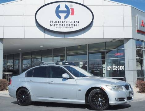 2011 BMW 3 Series for sale at Harrison Imports in Sandy UT