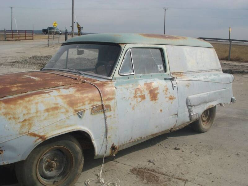 1953 Ford Courier for sale in Missouri Valley, IA