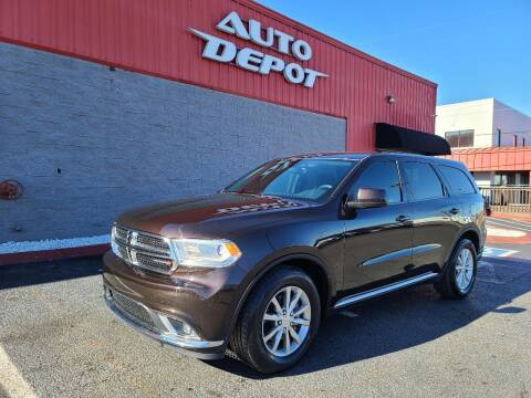 2017 Dodge Durango for sale at Auto Depot - Madison in Madison TN