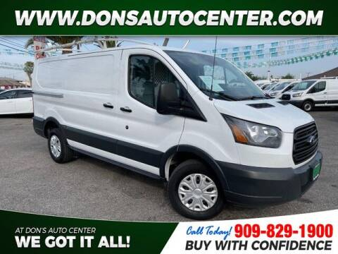 2018 Ford Transit Cargo for sale at Dons Auto Center in Fontana CA