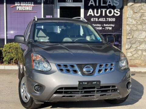 2014 Nissan Rogue Select for sale at ATLAS AUTOS in Marietta GA
