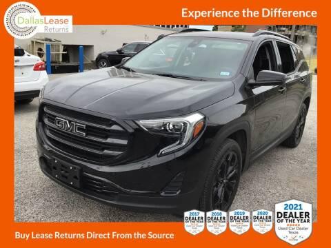2020 GMC Terrain for sale at Dallas Auto Finance in Dallas TX