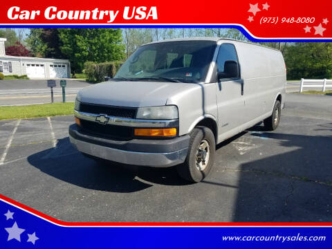 2005 Chevrolet Express Cargo for sale at Car Country USA in Augusta NJ