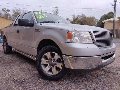 2006 Ford F-150 for sale at The Auto Connect LLC in Ocean Springs MS