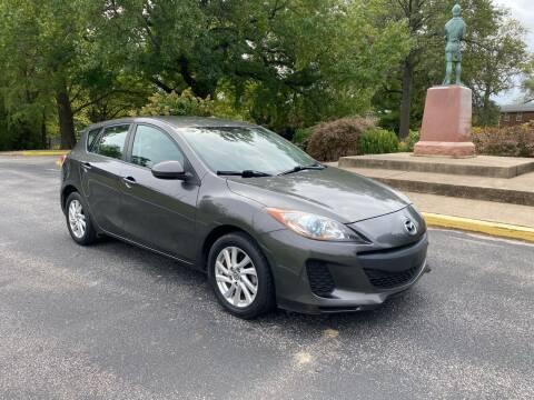 2013 Mazda MAZDA3 for sale at BOOST AUTO SALES in Saint Charles MO