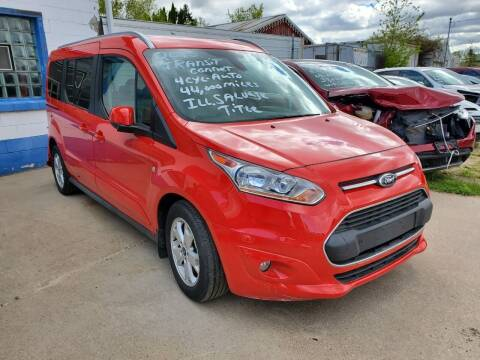 2015 Ford Transit Connect Wagon for sale at Don's Sport Cars in Hortonville WI
