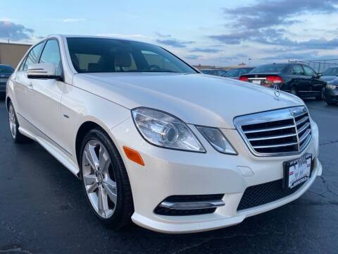 2012 Mercedes-Benz E-Class for sale at VIP Auto Sales & Service in Franklin OH