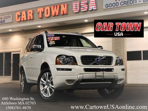 2013 Volvo XC90 for sale at Car Town USA in Attleboro MA