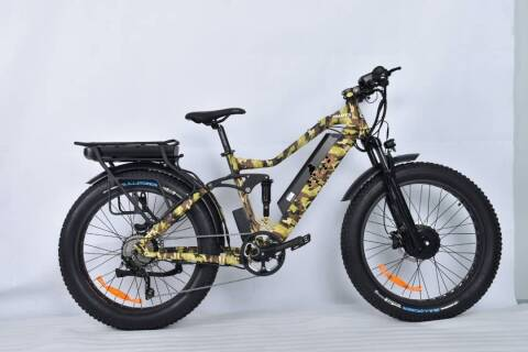 2021 Berkshire Hunter Camo 1500W AWD for sale at Berkshire Auto & Cycle Sales in Sandy Hook CT
