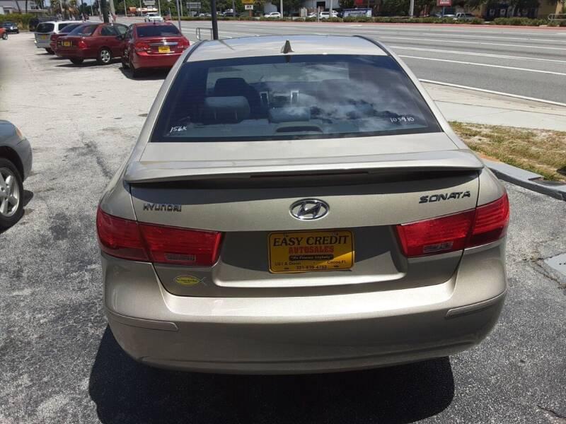 2010 Hyundai Sonata for sale in Cocoa, FL