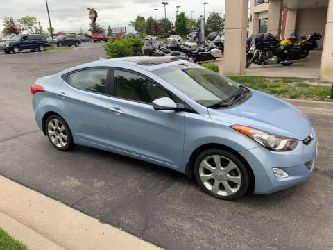 2013 Hyundai Elantra for sale at Nice Cars in Pleasant Hill MO